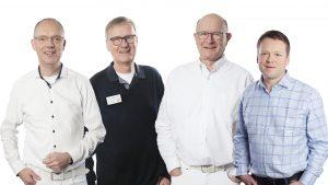 Das Ärzteteam der Kardiologischen Gemeinschaftspraxis Westliche Höhe Flensburg